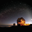 Why is it dark at night? Gemini Observatory astronomer to take modern look at Olber's paradox