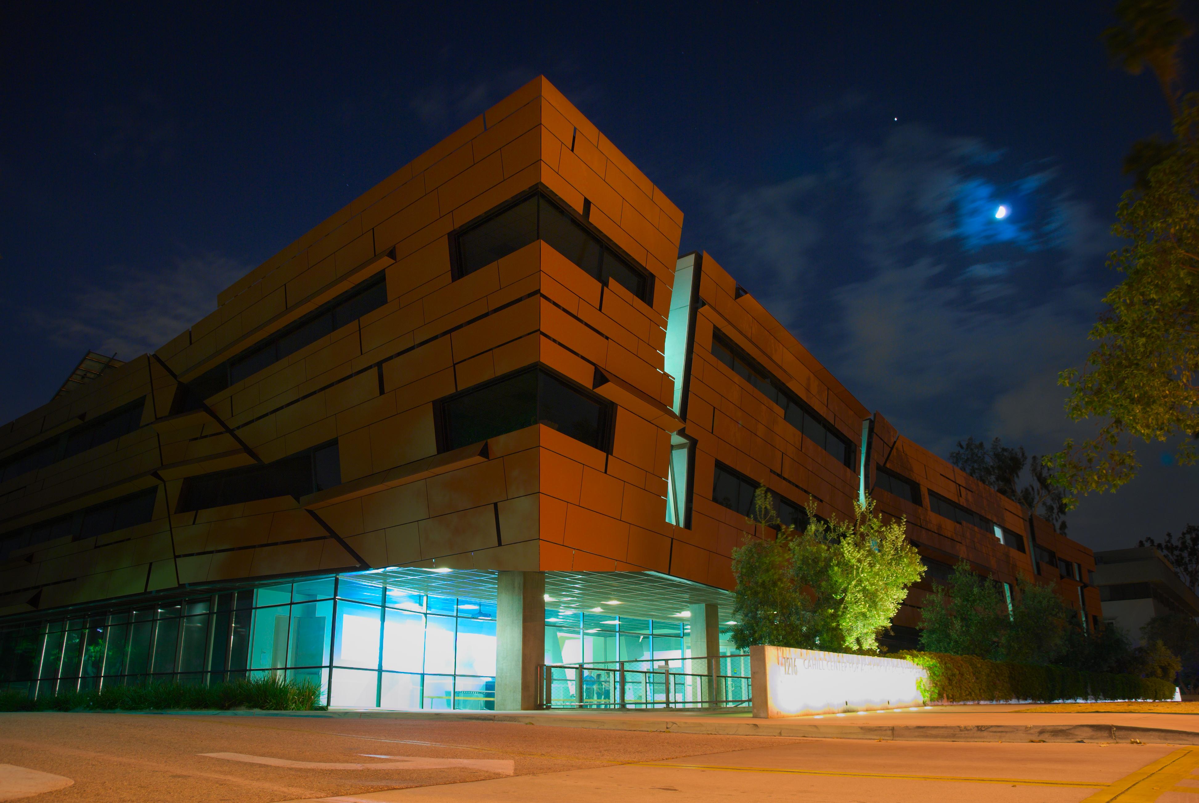 Caltech Astronomy Building