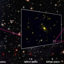 Primordial Galaxy Discovered, First of Its Kind