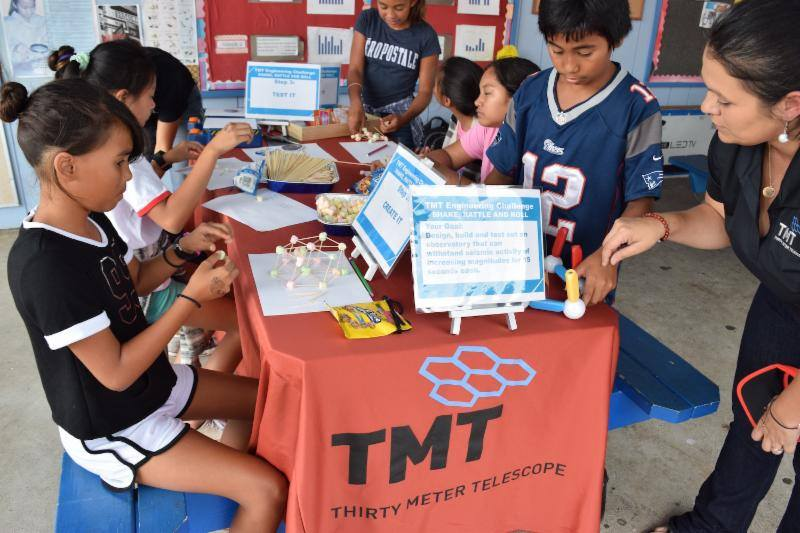 TMT Kealakehe Elementary School