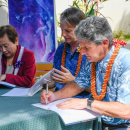 ​Maunakea Observatories formalize STEM education partnership with state of Hawaii