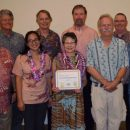 Office of Maunakea Management Received Award for Outstanding Preservation Efforts