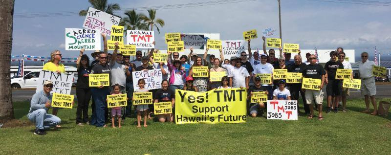 TMT Support Hawaii's Future