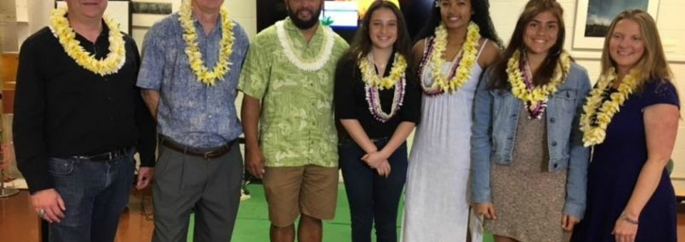 First Molokaʻi Students Awarded Telescope Time on Mauna Kea