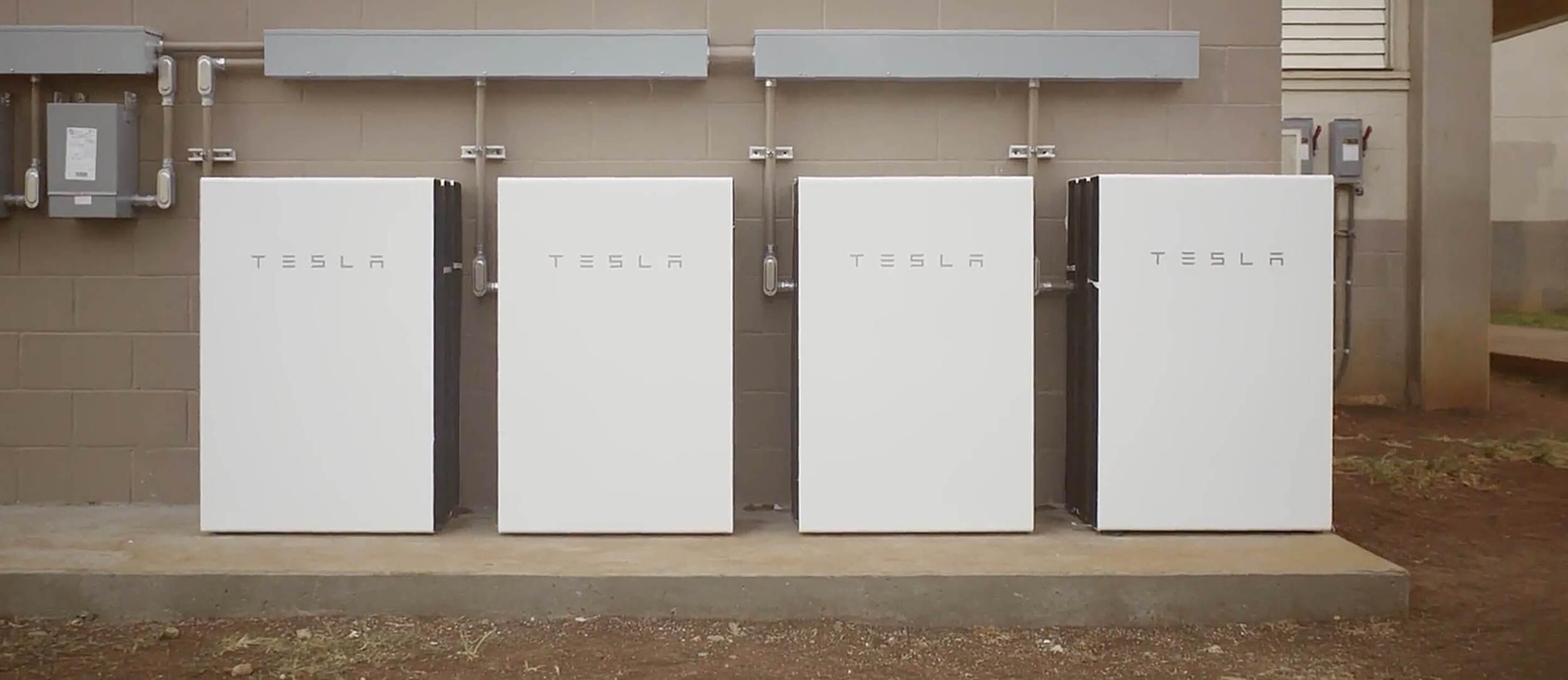 Tesla Powerwall Hawaii