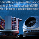 U.S. national observatory and two extremely large telescope projects team up to enhance U.S. scientific leadership in astronomy and astrophysics