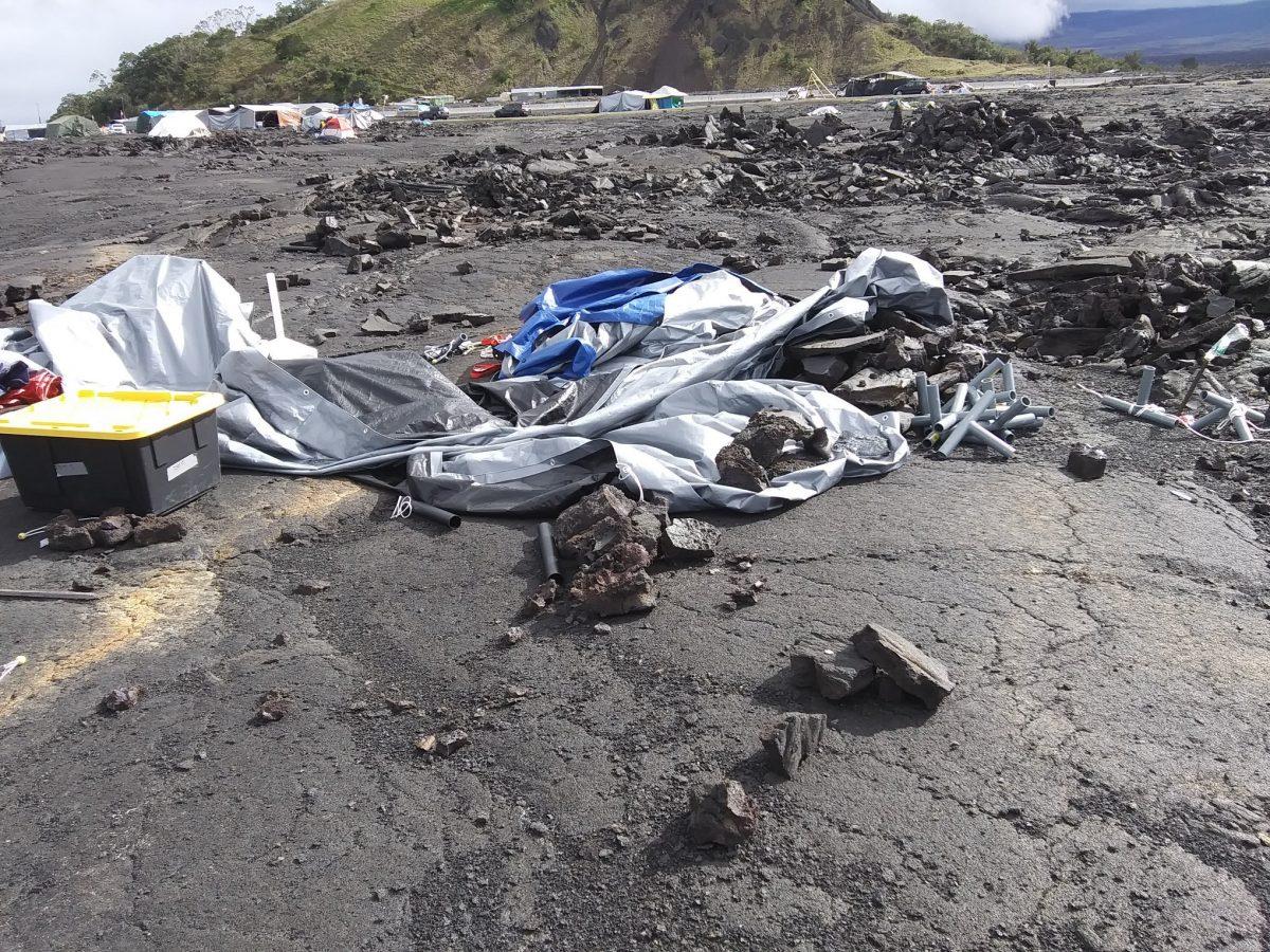 Mauna Kea Mess